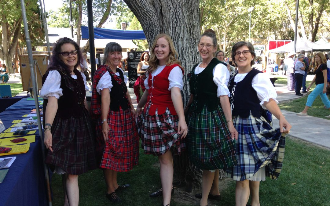 Welcome to the Brand New Piedmont Highland Dance Website!