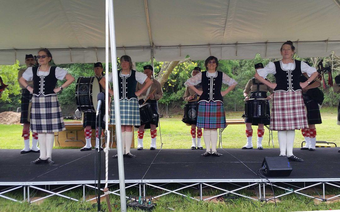 Piedmont Dancers at John Muir B/Earth Day