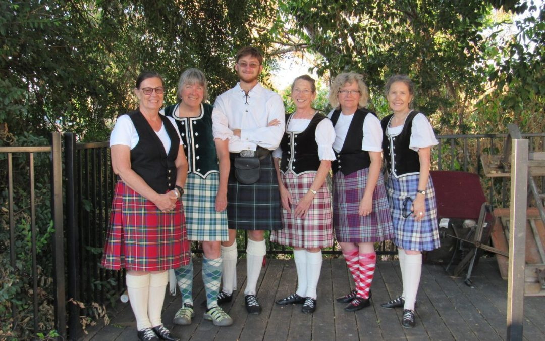 Main Street Brewery hosts Scottish Games Pub Night