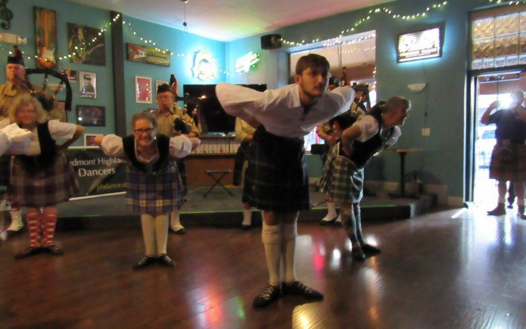 Pub Night and 2019 Pleasanton Scottish Games and Gathering